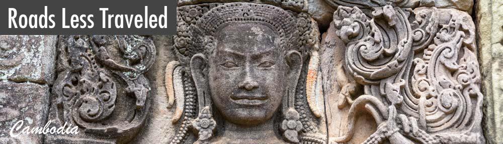 Ankor Wat Ruins in Siem Reap Cambodia