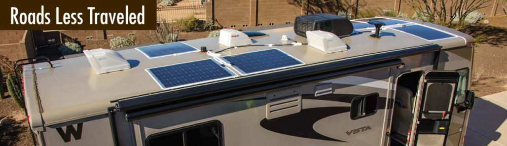 Affordable Solar Power on an RV or Sailboat