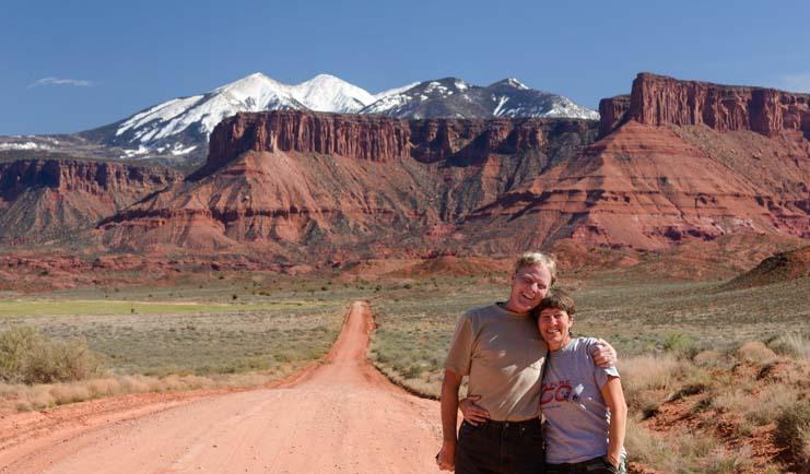 Moab Utah RV Trip