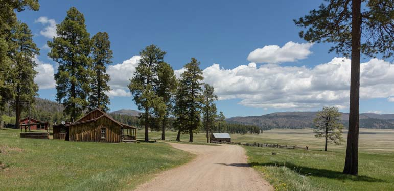 Valles Caldera National Preserve New Mexico