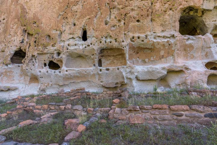 The Long House Bandelier National Monument New Mexico