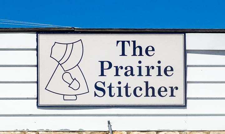 The Prairie Sticher Sewing Shop Douglas Wyoming