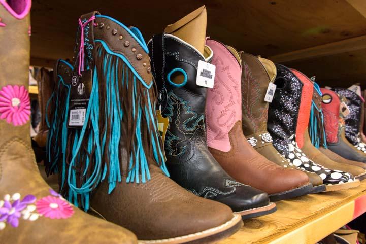 Cowboy boots Buffalo Wyoming