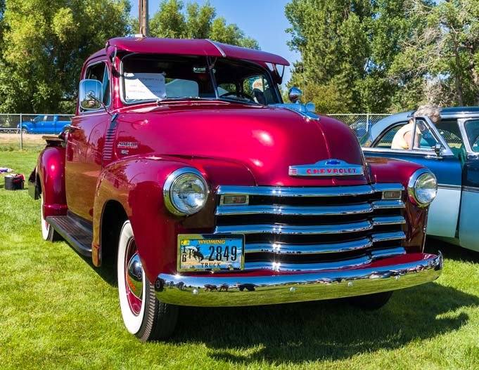 1948 Chevrolet truck Buffalo Wyoming