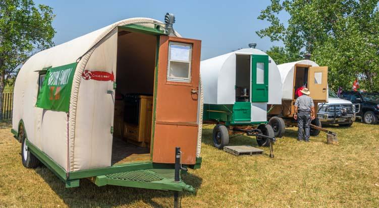 Basque trailers and Basque wagons Buffalo Wyoming