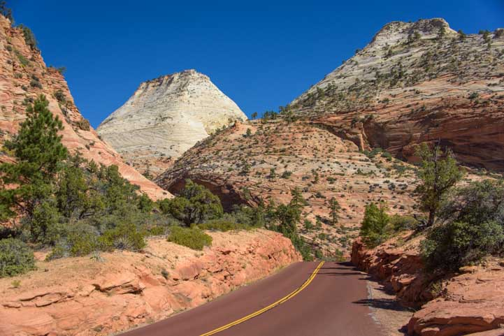 RV trip to Zion National Park Utah-min