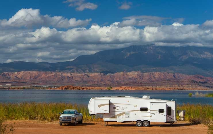 c50afa70e Sand Hollow State Park, Utah - An Oasis in the Desert! | Roads Less ...