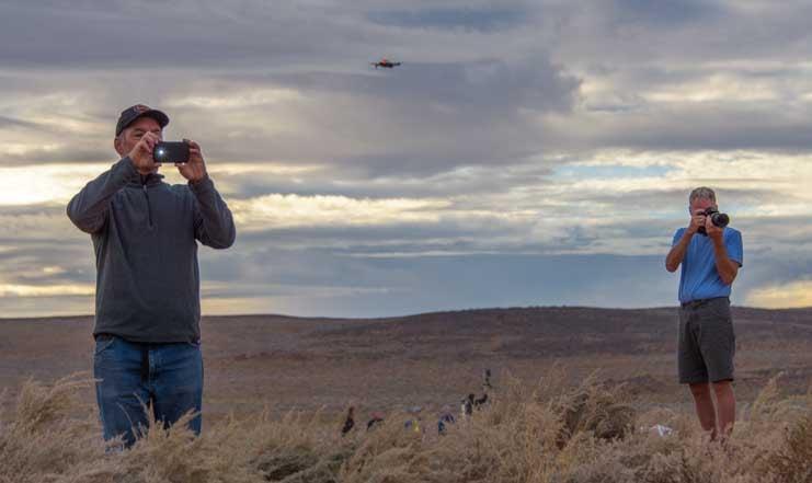 Photographing the Bilstein Shock photo shoot Sand Hollow State Park Utah-min