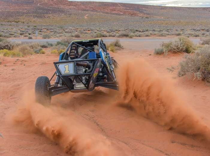 Bilstein Shock photo shoot UTV at Sand Hollow State Park Utah 1-min