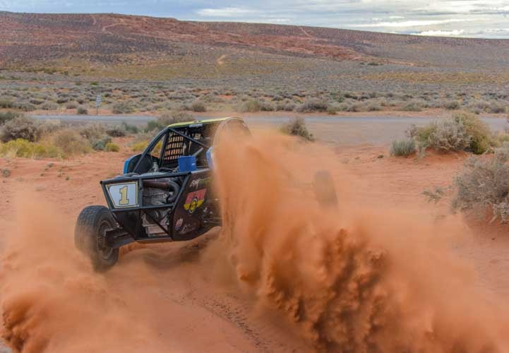 Bilstein Shock photo shoot UTV at Sand Hollow State Park Utah 2-min
