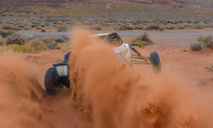 Bilstein Shock photo shoot UTV at Sand Hollow State Park Utah 3-min