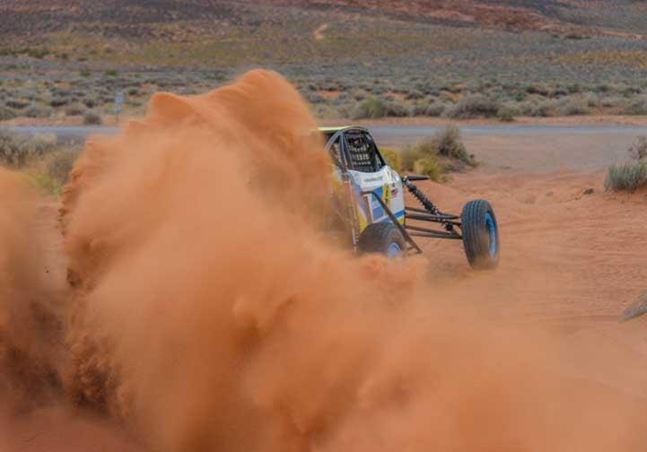Bilstein Shock photo shoot UTV at Sand Hollow State Park Utah 4-min