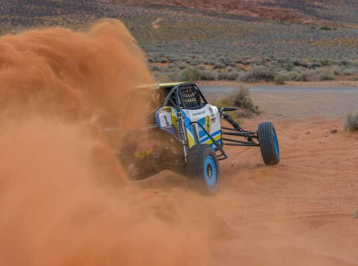 Bilstein Shock photo shoot UTV at Sand Hollow State Park Utah 5-min