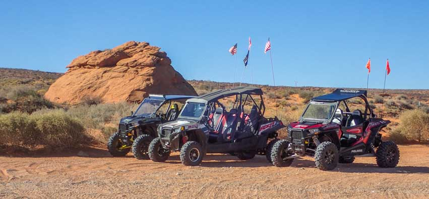 Sand Hollow Jamboree Side by Side UTV test drives-min