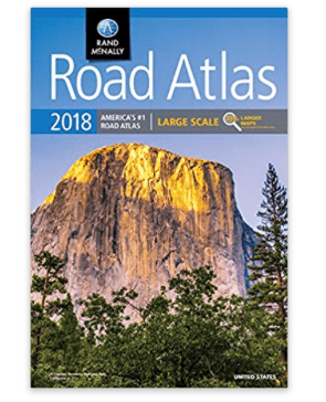 Large scale road atlas-min