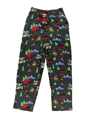 Happy camper lounge pants-min
