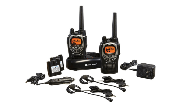 Midland 36-mile 50-channel two-way radios-min