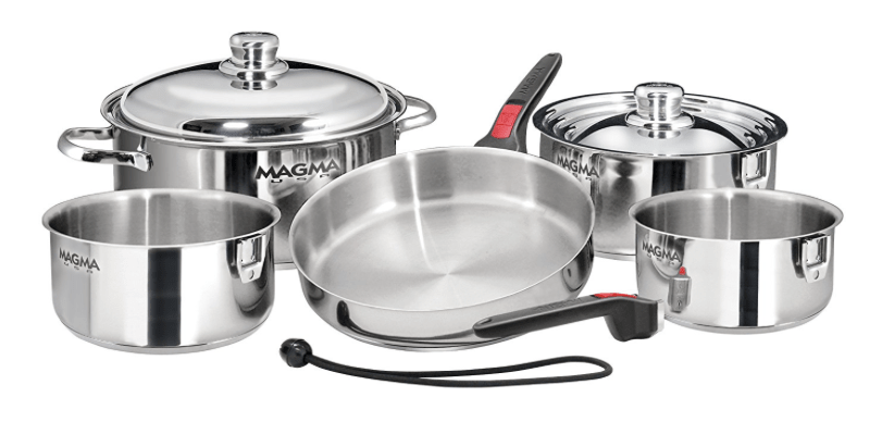 magma nesting cookware for RV travel-min