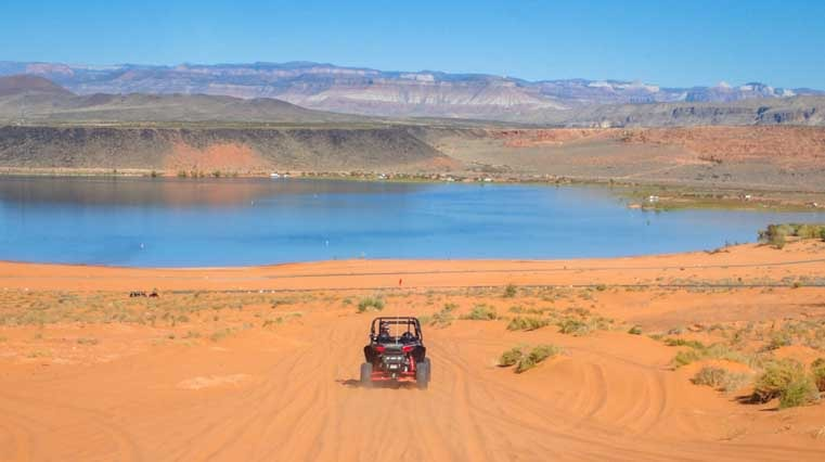 Sand Hollow Jamboree UTV side by side test drives-min