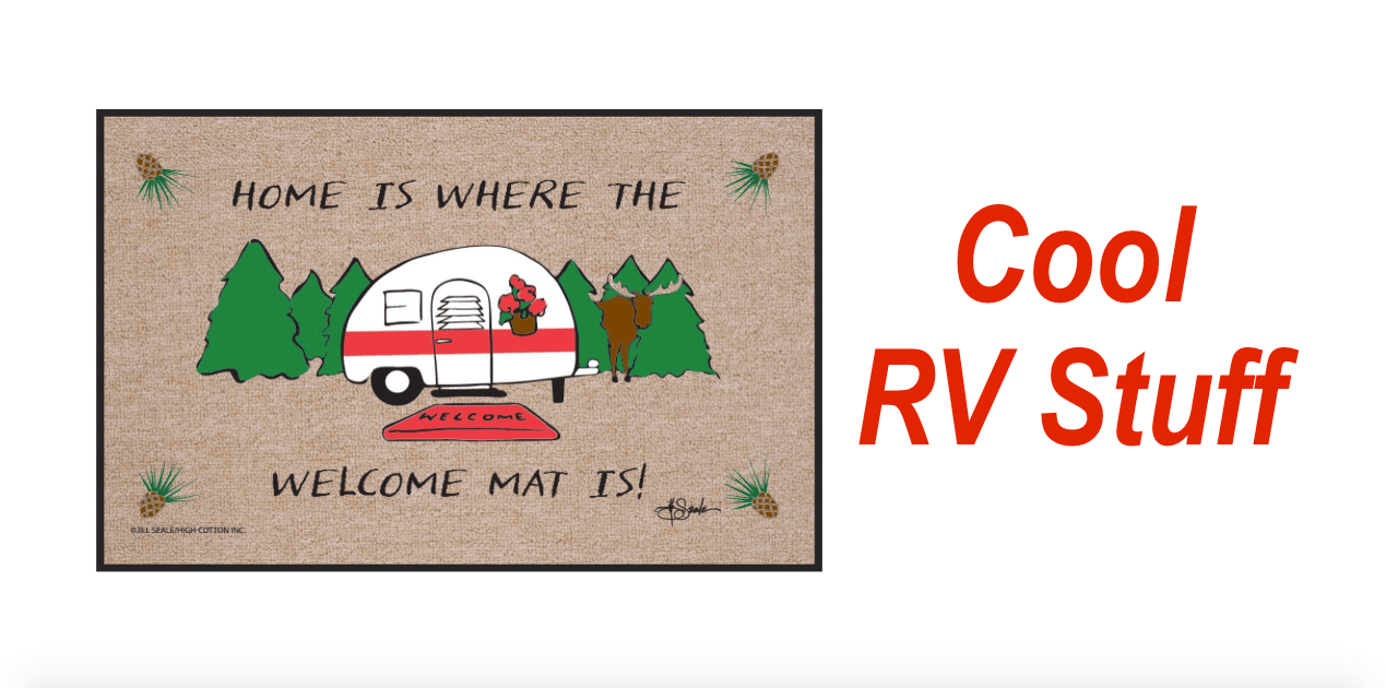 RV Gifts and Camping Gifts for RVers and Campers FB