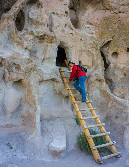 Bandelier National Monument New Mexico RV trip-min