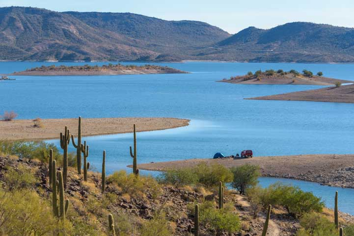 Lake Pleasant Arizona-min
