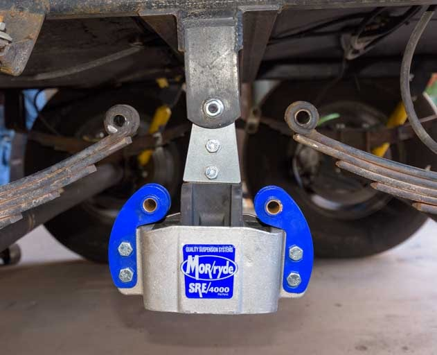 MorRyde SRE 4000 and fifth wheel trailer leaf springs-min
