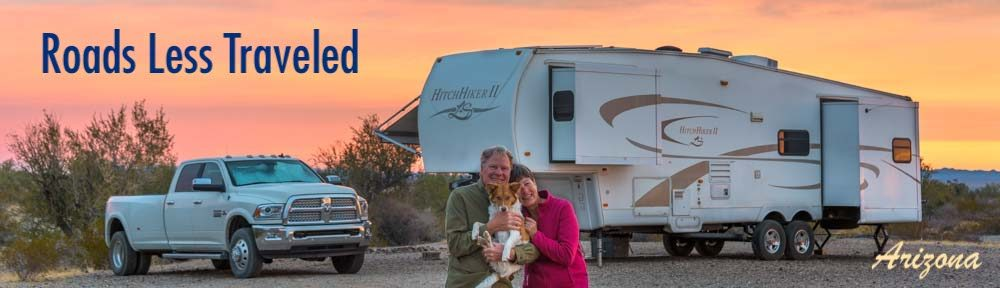 Arizona RV camping and RVing travels