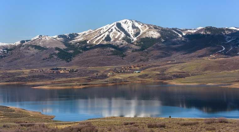 Jordanelle State Park Utah-min
