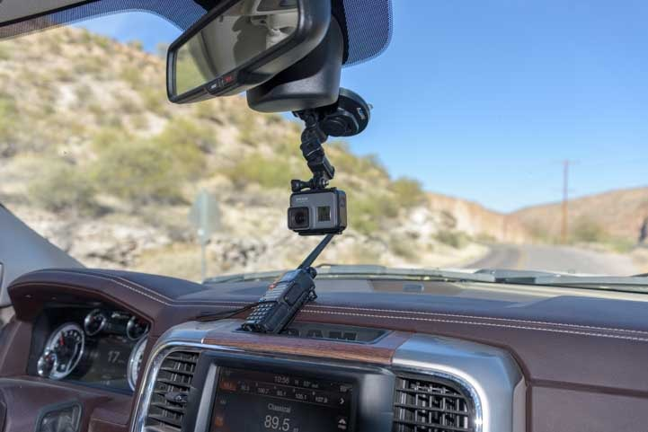 Dashboard video camera RVing is for Everyone Camping World-min