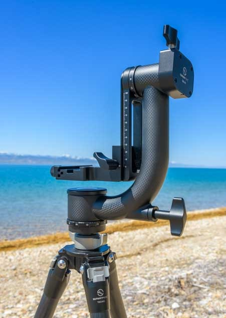 Sunwayfoto GH-01 Gimbal Head review-min