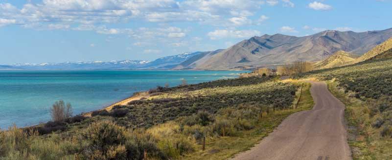 RV trip to Bear Lake Utah-min