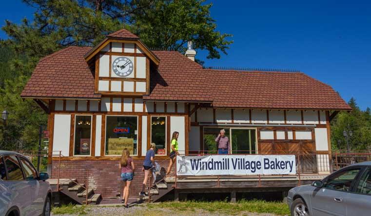Windmill Village Bakery Ravalli Montana RV trip-min