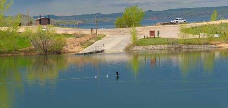 De Smet Lake Wyoming RV camping trip-min