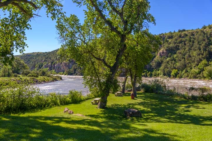 Ryan Island Park Great Falls Montana-min