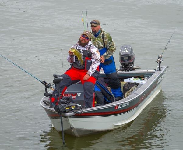 Fishing at Keyhole Reservoir Wyoming-min