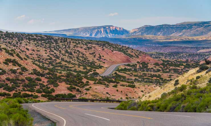 Bighorn Canyon National Recreation Area RV trip in Montana and Wyoming