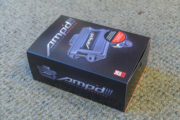 Edge Amp'd Throttle Booster in the box-min