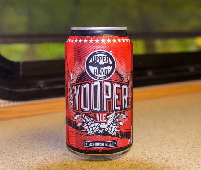 Yooper Beer by Upper Hand Brewery-min