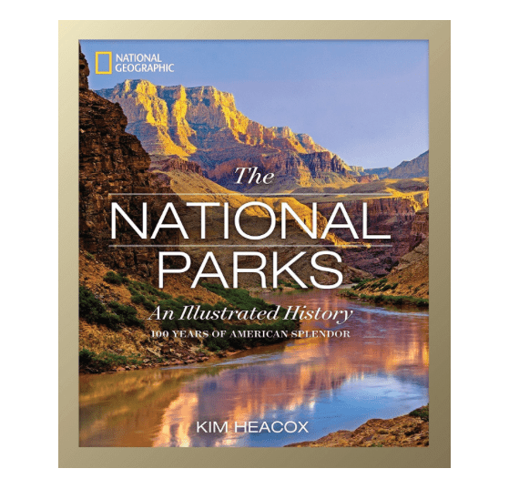 National Geographic National Parks Illustrated History-min