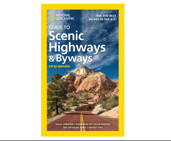 National Geographic Scenic Highways of America-min