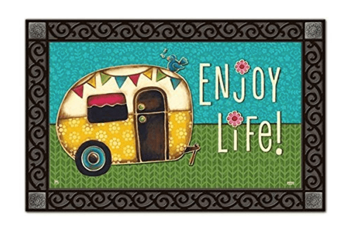 Enjoy Life RV welcome mat-min