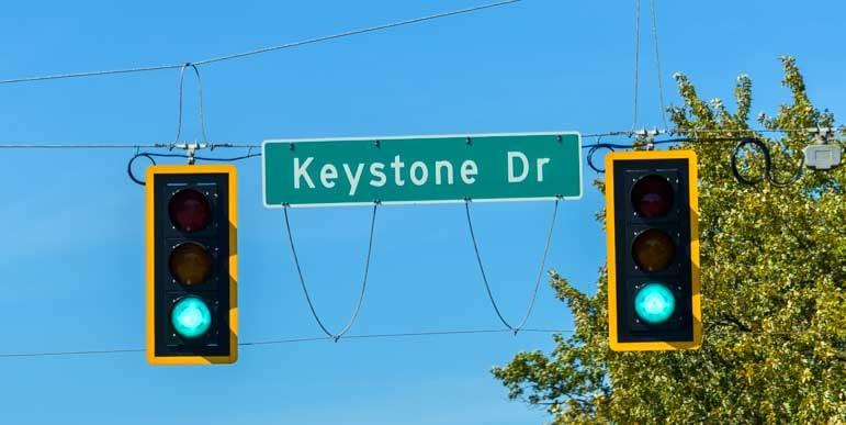 Keystone Drive Elkhart Indiana-min