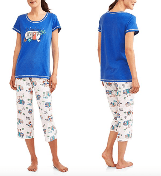 RV There Yet Women's Pajamas-min