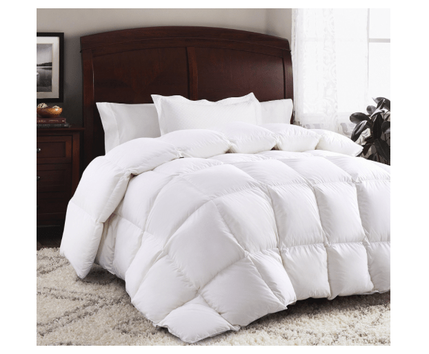 Down comforter and alternative down comforter for RV-min