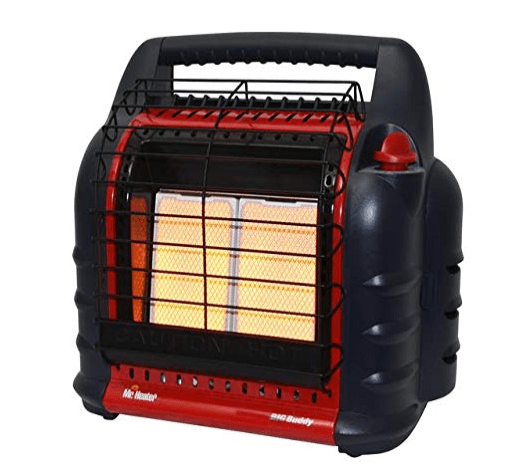 Mr Buddy vent-free propane heater portable-min