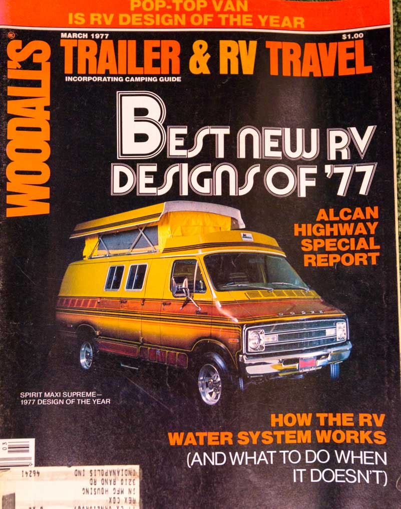 March 1977 Woodall's Trailer and RV Travel Magazine RV-MH Hall of Fame and Museum Elkhart IN-min