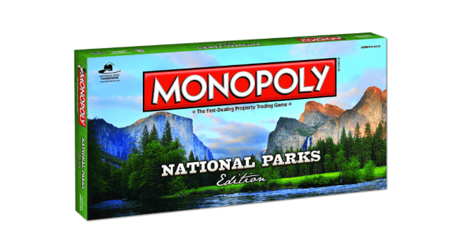 Monopoly National Parks edition-min