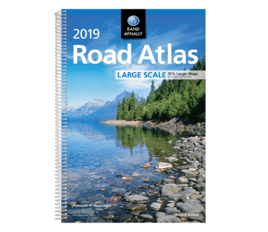 Rand McNally 2019 Atlas-min