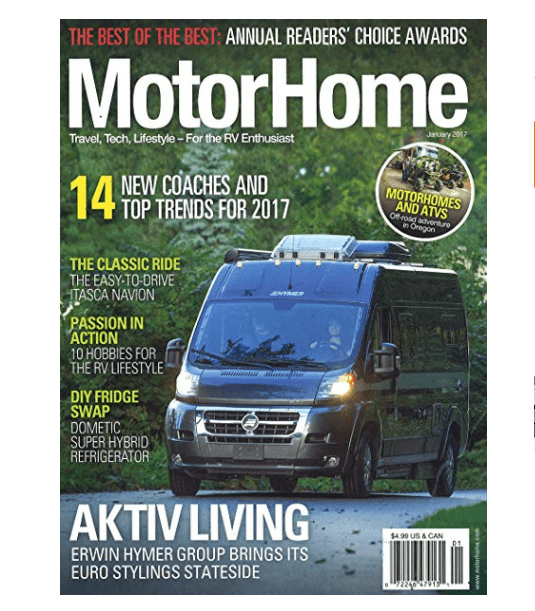 Motorhome Magazine Subscription-min